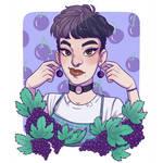 Tutti Frutti Girls: Grape