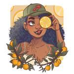 Tutti Frutti Girls: Orange