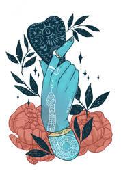 Dead Hands by HetteMaudit