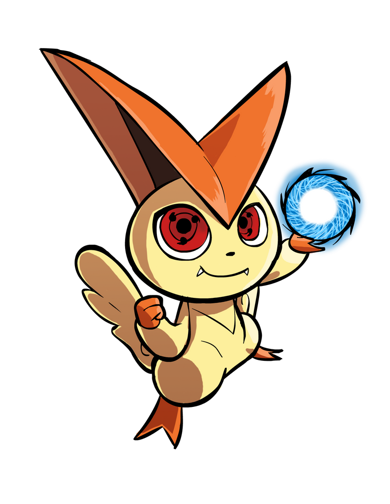 Real Pokemon Victini Images