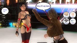 Viewers Decision Catfight - Momiji vs Jill Part 5 by 3DFiteClub