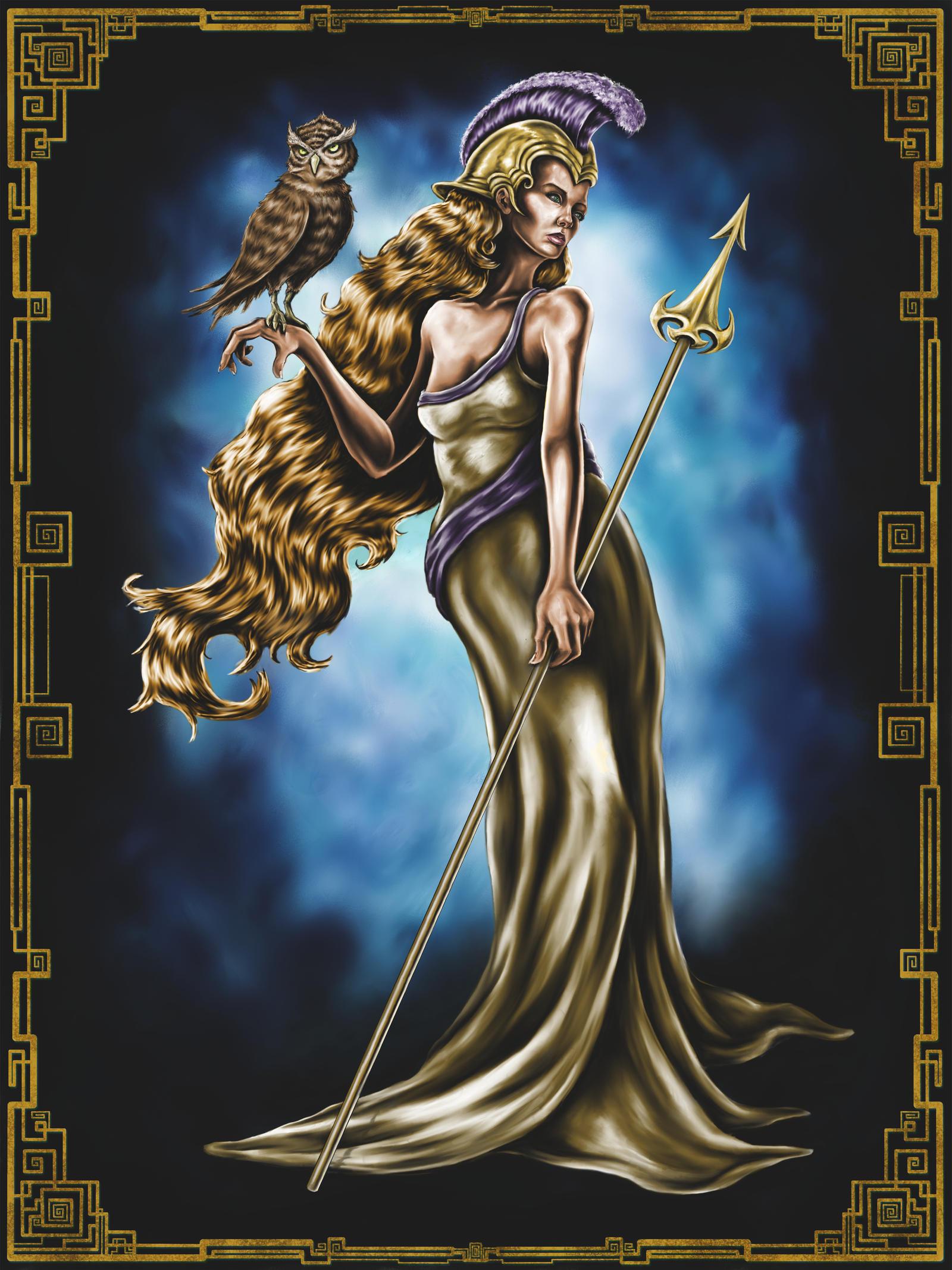Greek gods and goddesses wallpaper