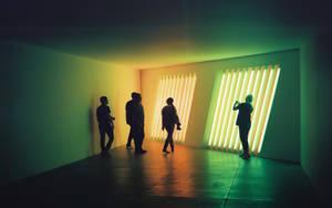 Neon Lamp Room Men Lights by winampers-pro