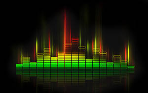 Music room - Komodo upload 04 Equalizer-Abstract by winampers-pro