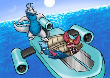 Azul Cruise by Eligecos