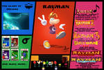 Fanmade Rayman Fighter's Pass DLC Pack (Complete)
