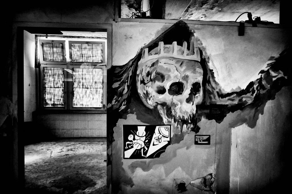 rip the king by LumenDonas