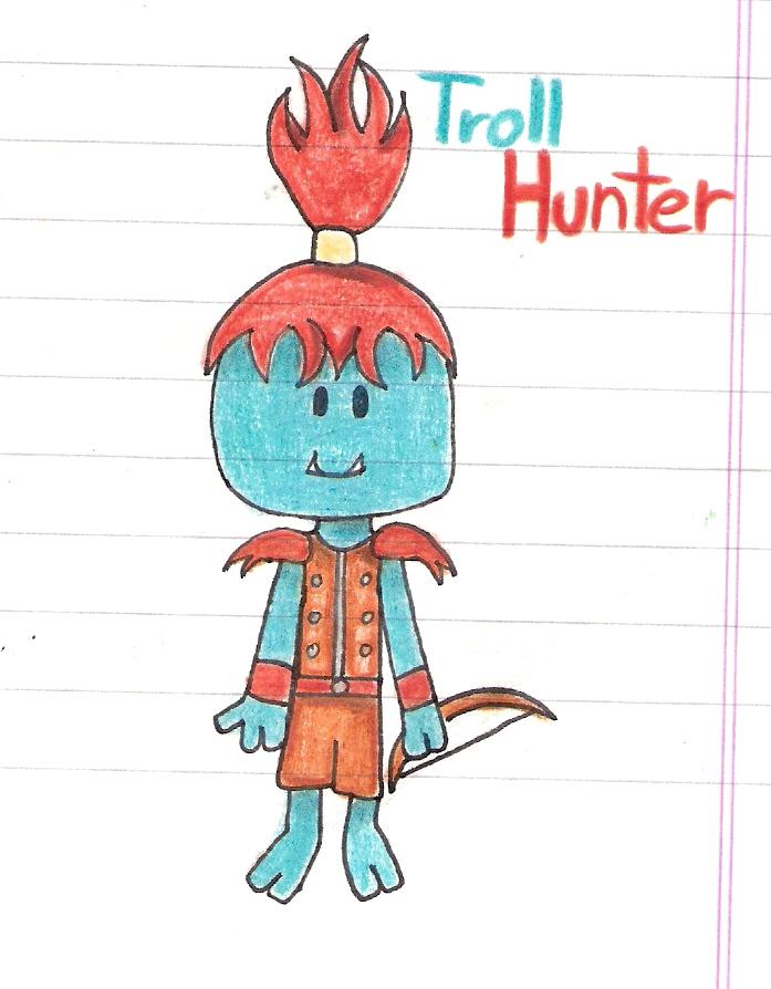 Troll Hunter by Saria48