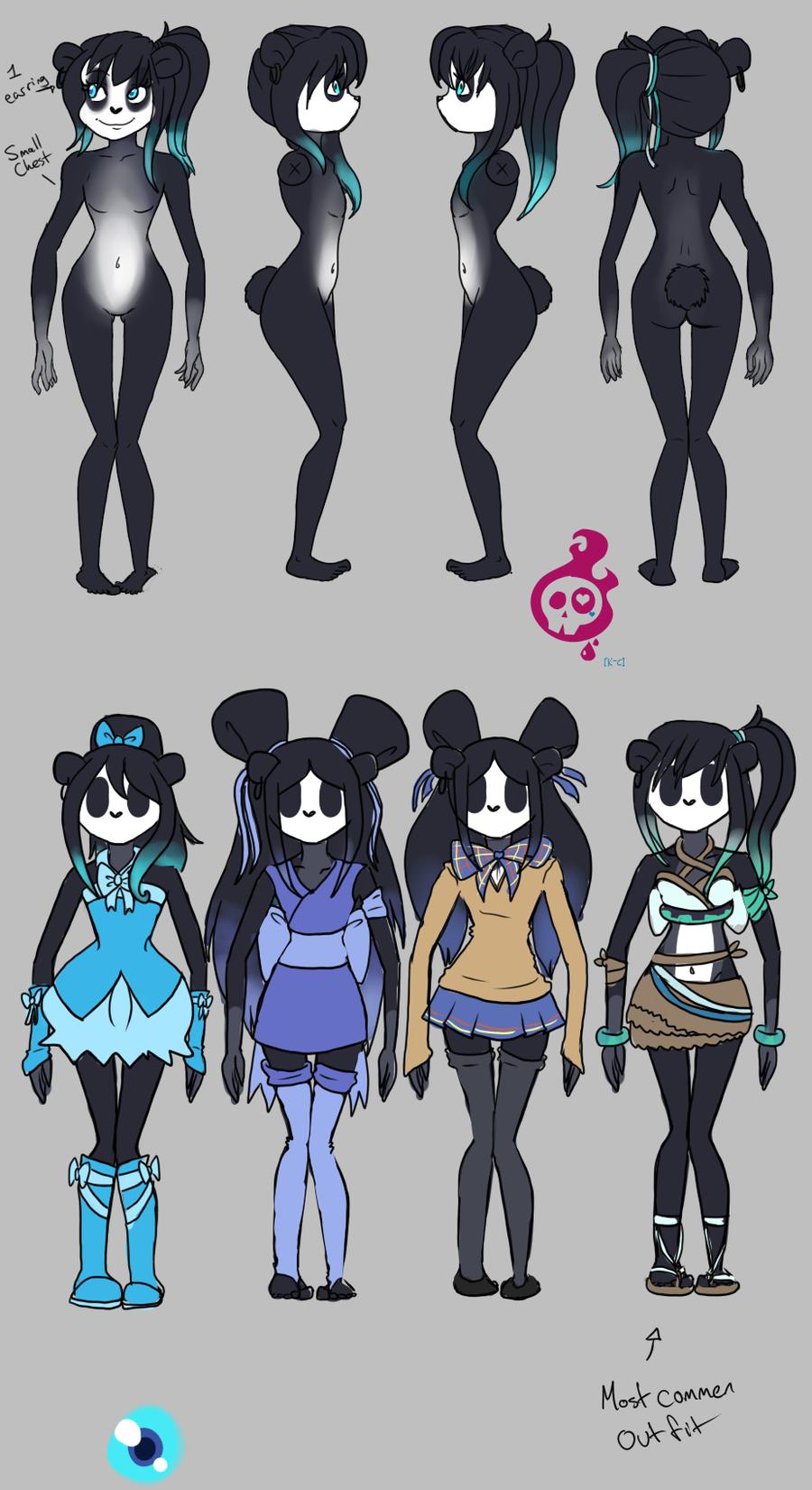 Pandora Reference Sheet by Saria48