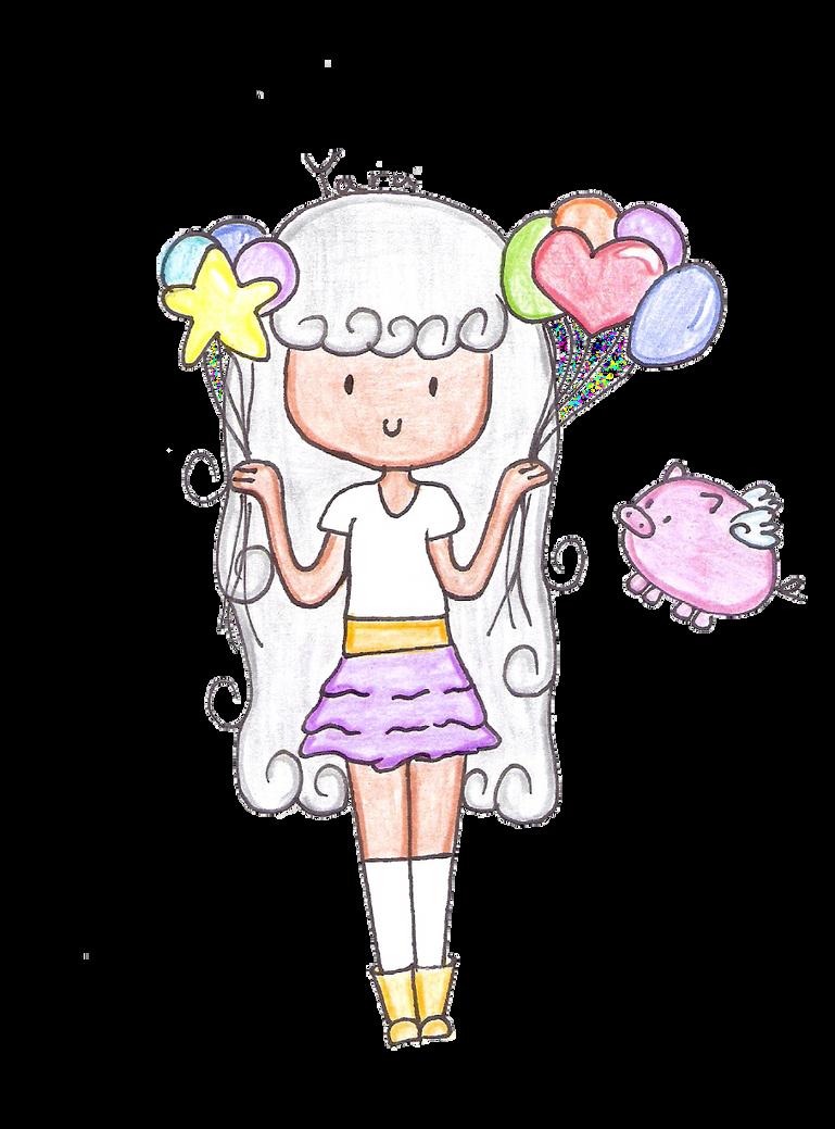 Yara n' Panky by Saria48