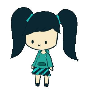 Meeebles comish by Saria48