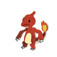 005 Charmeleon by Saria48