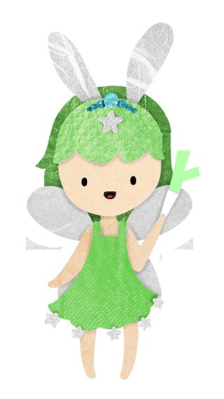 Lucky Chuu Fake Papercuting by Saria48