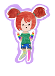 IdoodleChibis comm 2/2 by Saria48