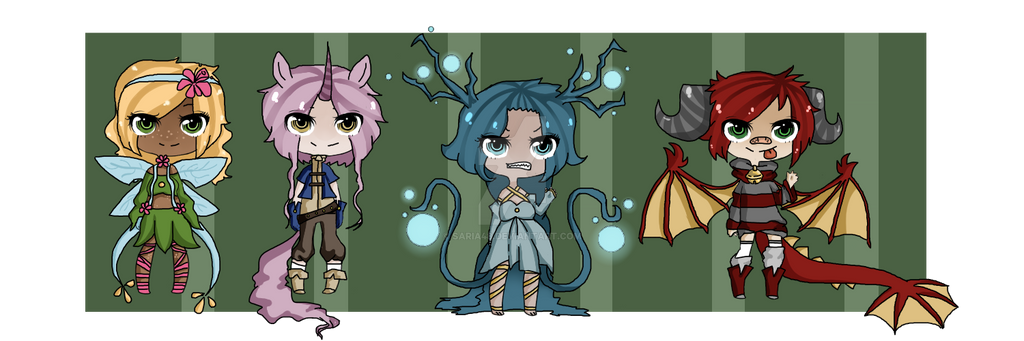 SaYuu Collab {Auction OPEN} by Saria48