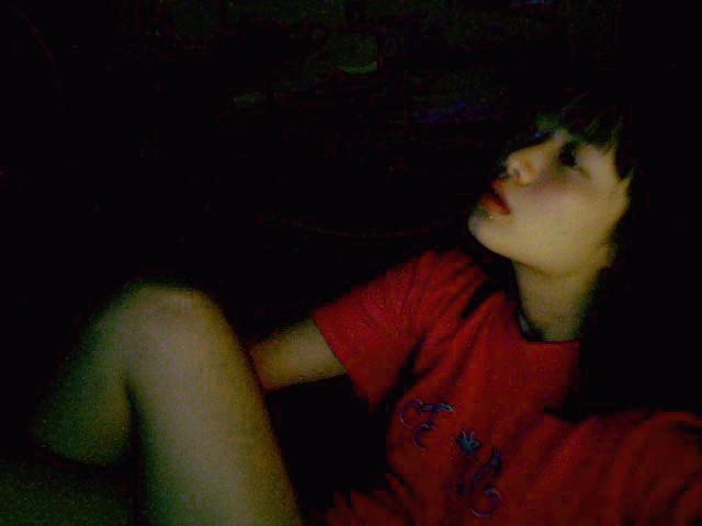 Girl On The Webcam