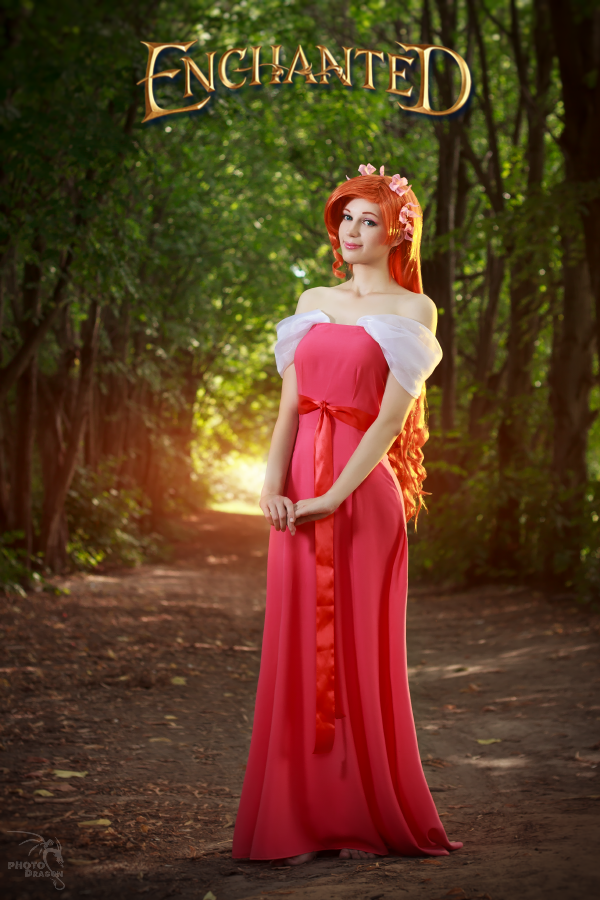 Giselle Enchanted Disney Cosplay By Timon Twinkle On
