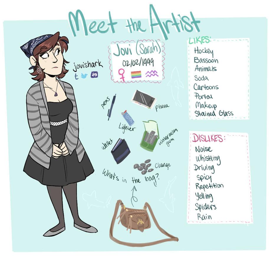 Meet the Artist: Jovi