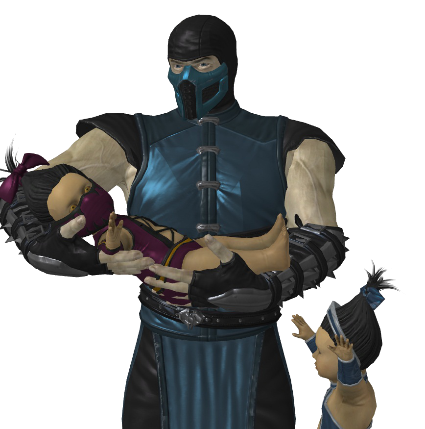 Are mistaken. Kitana and sub zero xxx have removed
