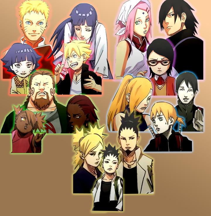 Naruto Next Generation by InfamousSubZero on DeviantArt