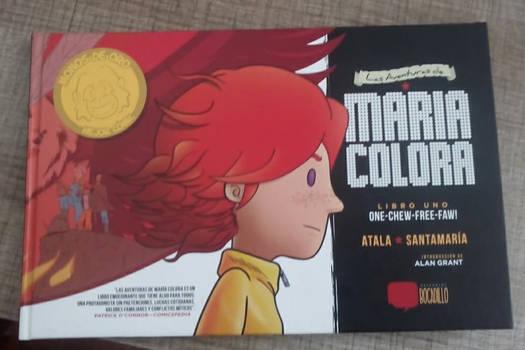 Maria Colora Book Cover