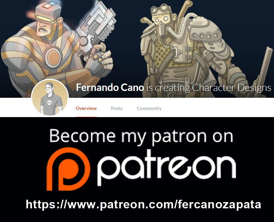 Patreon by PerfectCirkel
