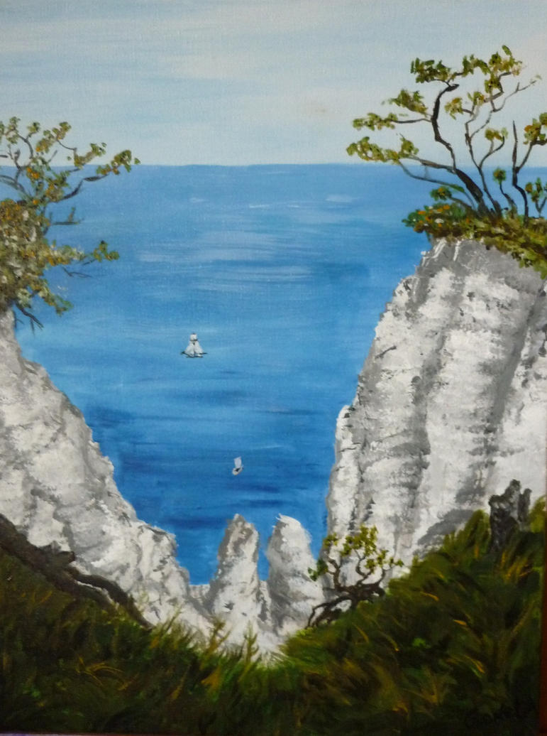 falaises by eriser