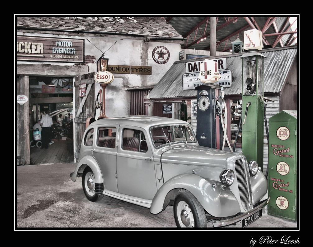Bygone Days by PeterLeechAuto