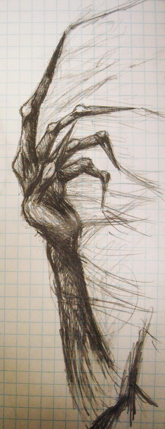 Torchwood Darkness Hand by Estel