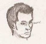 Torchwood : Ianto Sketch by Estel