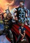 Thor The God of Thunder