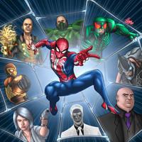 Spider-Man PS4 by pradeepsethi1999