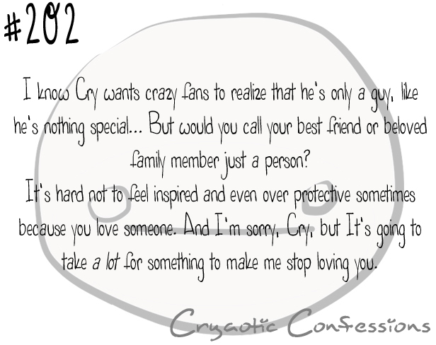 Cryaotic Confession #202 by CryaoticConfessions on DeviantArt  Cryaotic Confes...