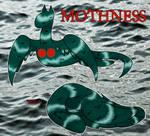 Mothness Monster by Hawkscape