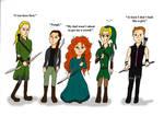 Archers by LastChanceToBreathe