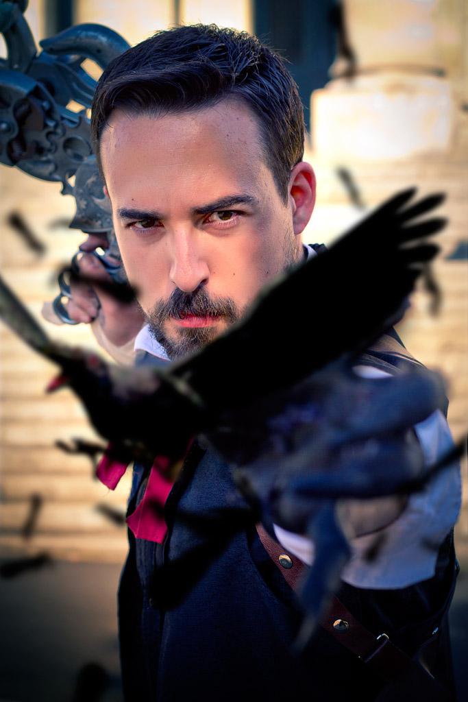 bioshock - Booker Dewitt Cosplay - murder of crows by Fred-P ...  sc 1 st  Fred-P - DeviantArt & bioshock - Booker Dewitt Cosplay - murder of crows by Fred-P on ...