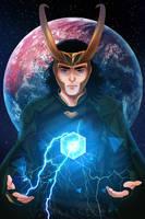 Loki by LoraLindemann