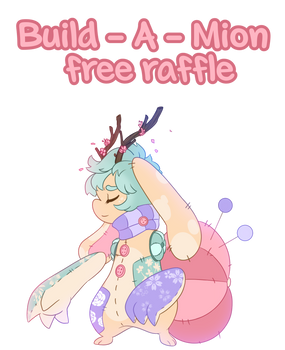 Build-A-Mion FREE RAFFLE! [CLOSED]