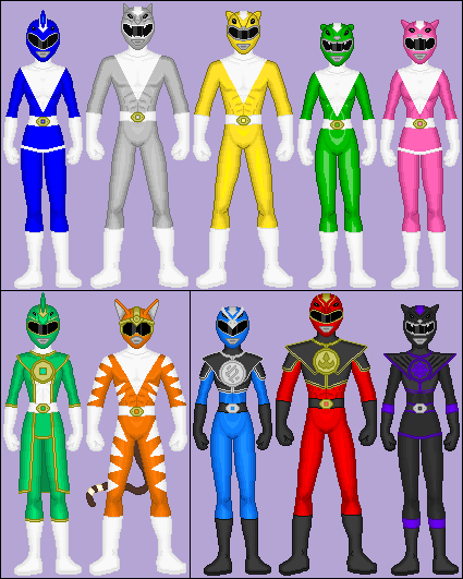 Avatar F3b Version 2: Avatar Power Rangers Version 2 By Anomaro-Karisu On DeviantArt