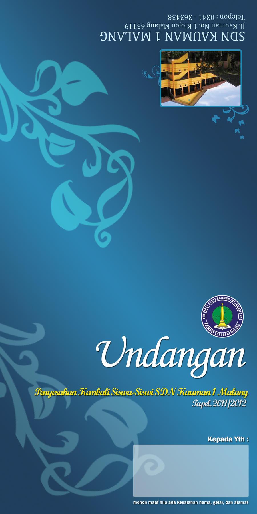 Magang Sambil Belajar : Undangan Wisuda by ~onikabstrak on deviantART