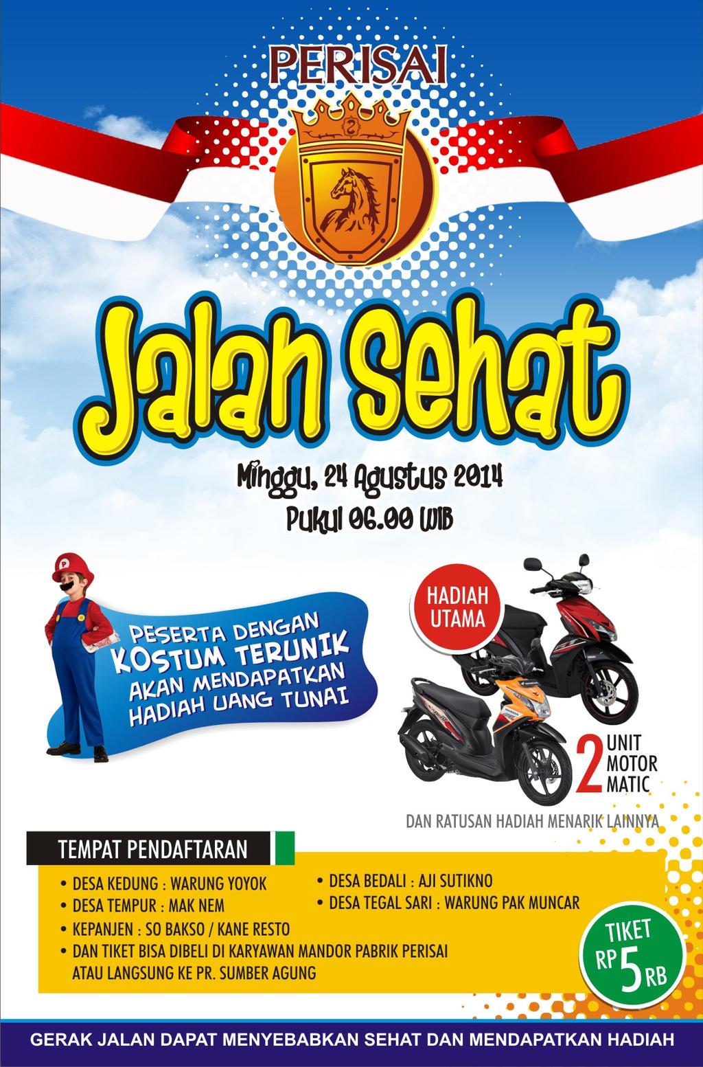 Contoh Layout Poster Jalan Sehat By Onikabstrak On Deviantart