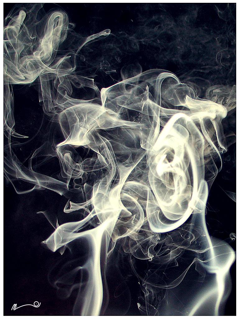 Smoke. by boing-boing