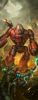 Kastelan Robots by CJIAN