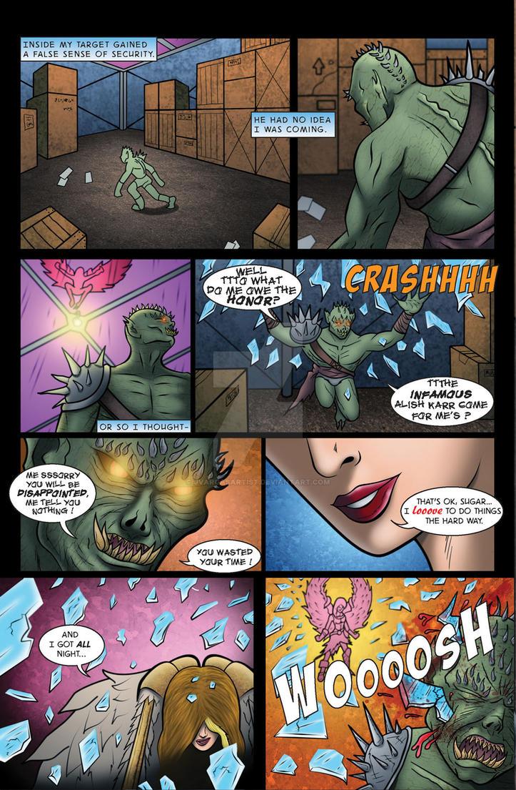 Page 6 by jvargasartist