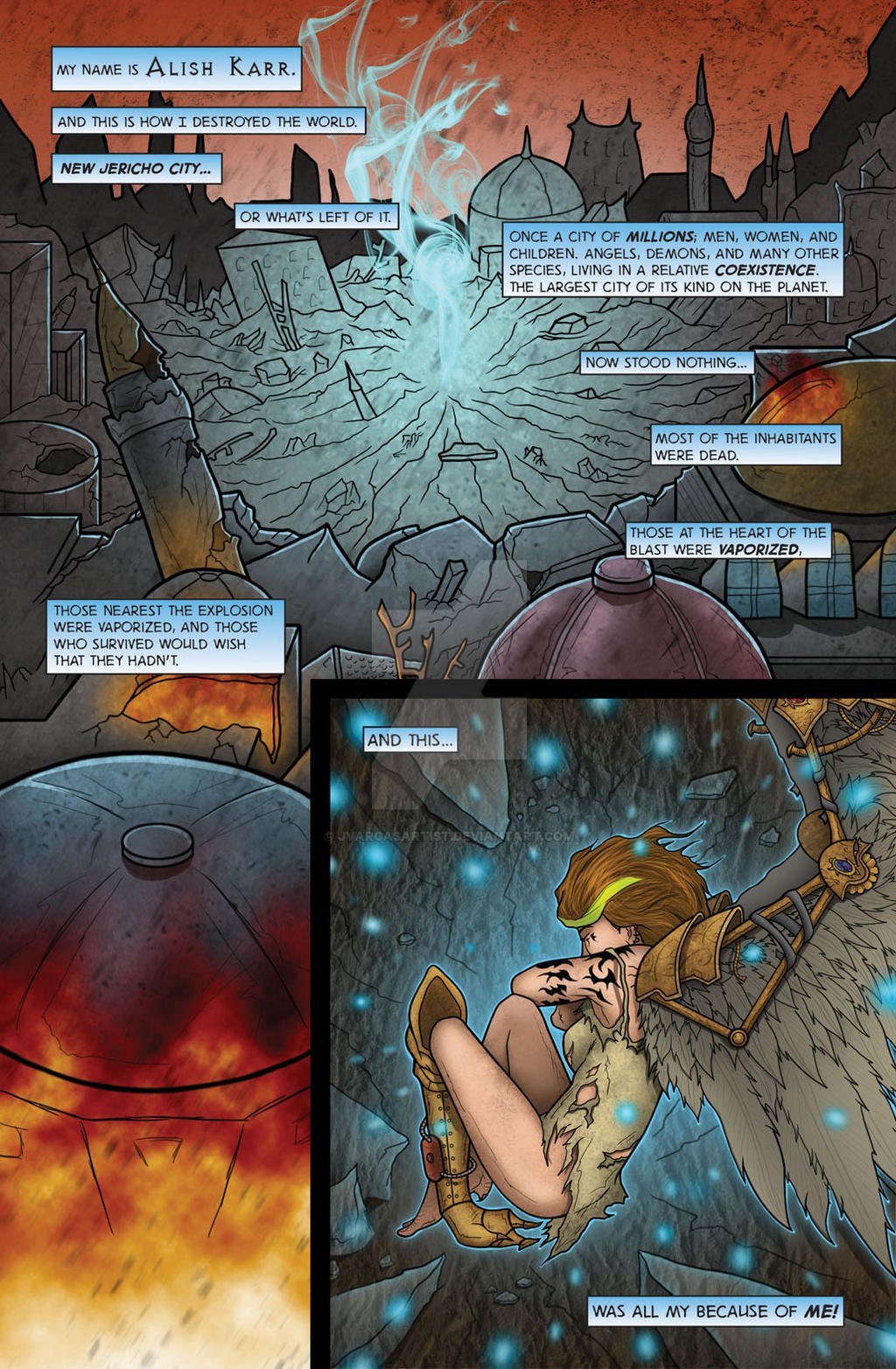 Page 3 by jvargasartist