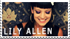 Lily Allen stamp by Skye-Bird