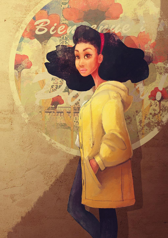 La Vie en rose by Skye-Bird