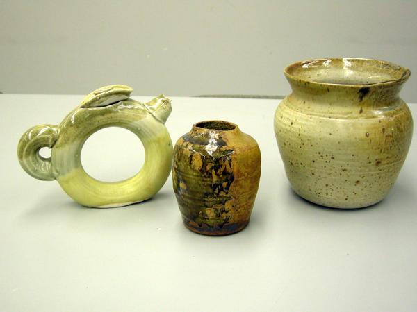 Inner tube teapot and friends