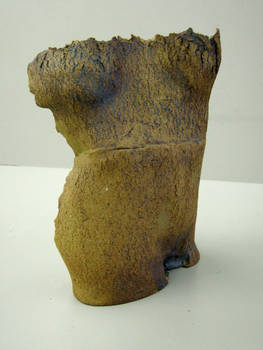 Iron oxide torso