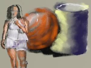 ArtRage Pastel Study